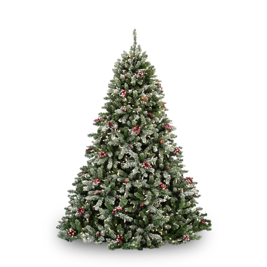 Hawthorne Prelit Tree Warm White LED