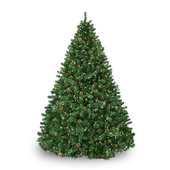 Winchester Fir Prelit Tree Warm White LED