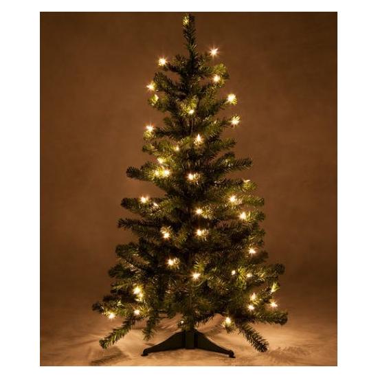 3ft Douglas Fir Prelit Tree