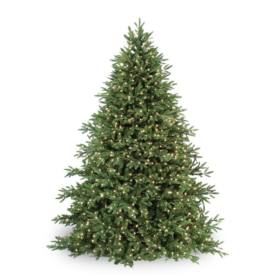 Carolina Fir Prelit Tree Warm White LED