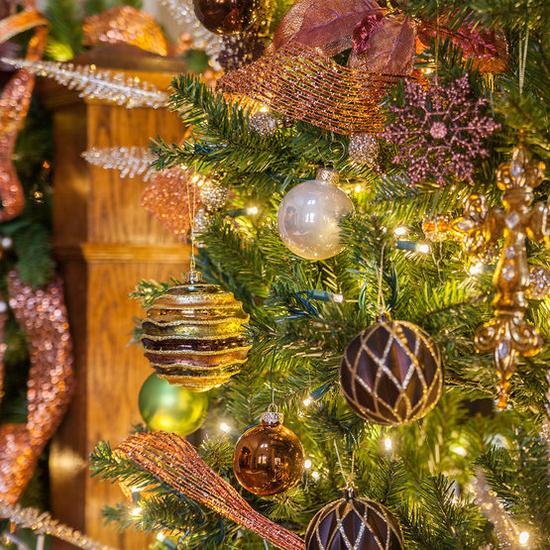 Slender Douglas Fir Prelit LED Tree