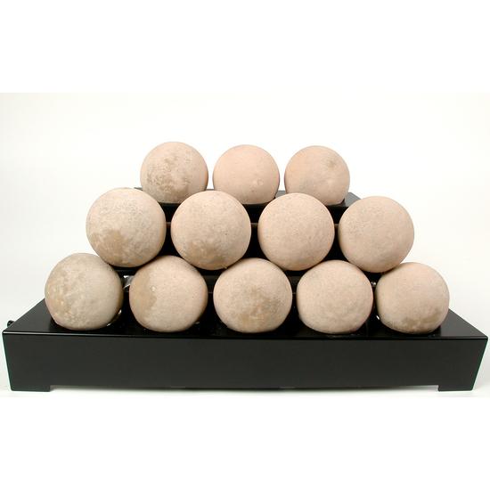 24 inch Alterna FireBalls Beige