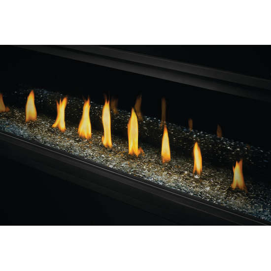 Linear Flame Detail