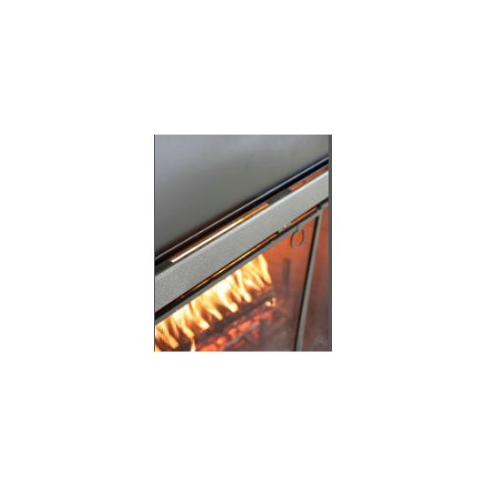Air Gap On Zion fireplace Door