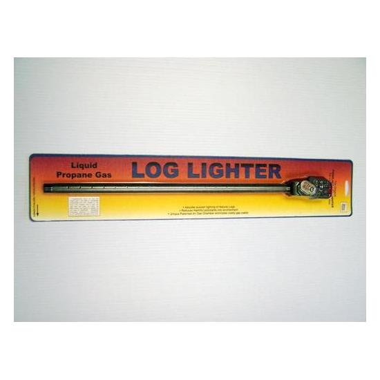 Straight Log Lighter for Propane