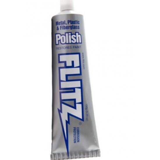 Flitz - Metal, Plastic, and Fiberglas Polish