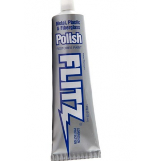 Flitz - Metal, Plastic, and Fiberglas Polish
