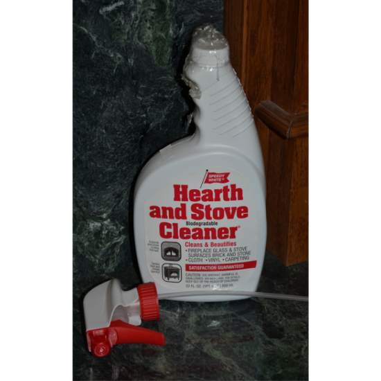 Speedy White Hearth & Stove Cleaner