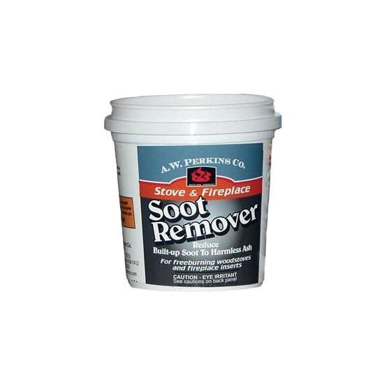Soot Remover For Wood Stoves And Fireplace Inserts