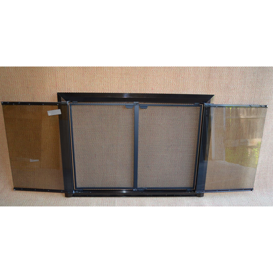 Apex Fireplace Door
