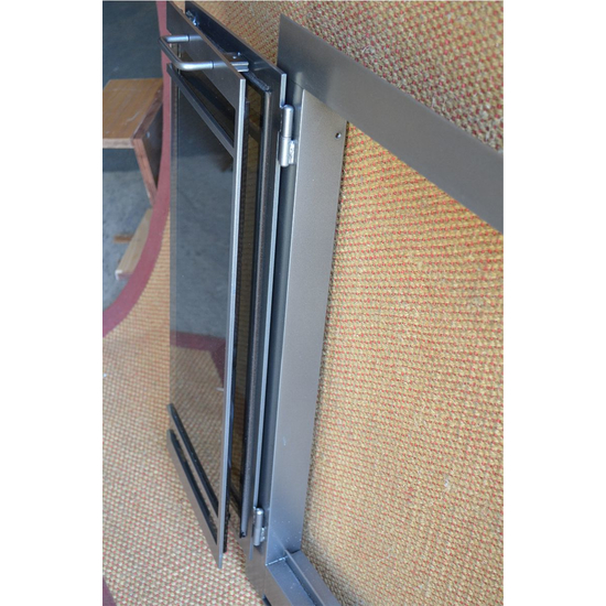 Side View of Bifold Door