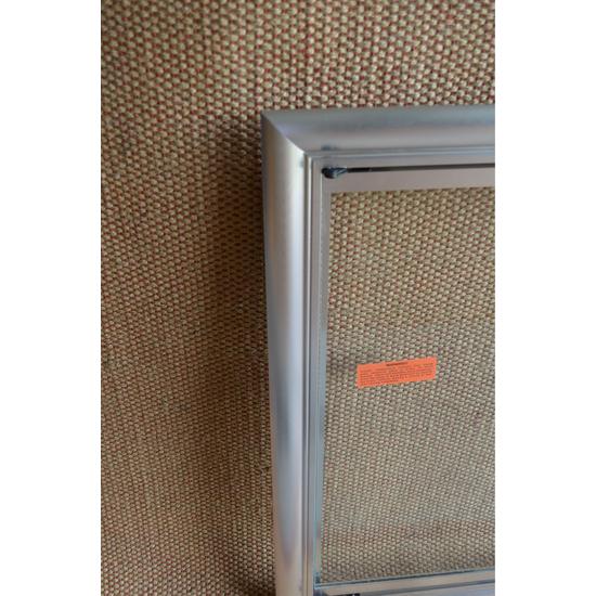 Phoenix Fireplace Door Corner Detail