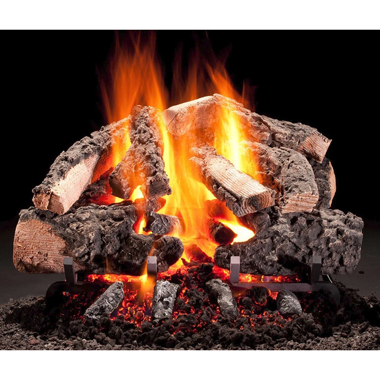 Empire Gas Logs Woodland Timbers Vented Gas Fireplace Logs