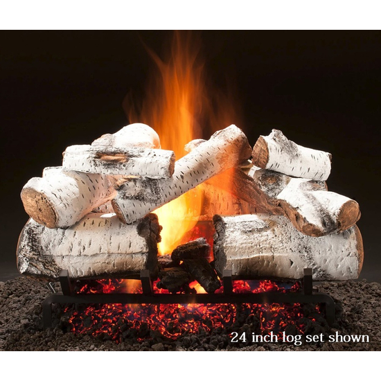 Aspen Timbers Gas Log