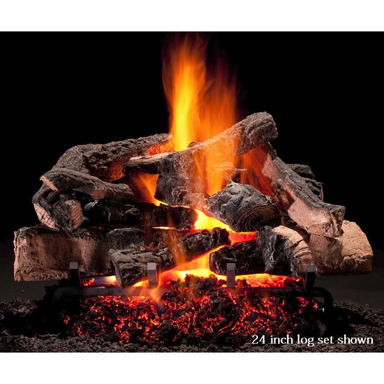 Rustic Timbers Gas Log