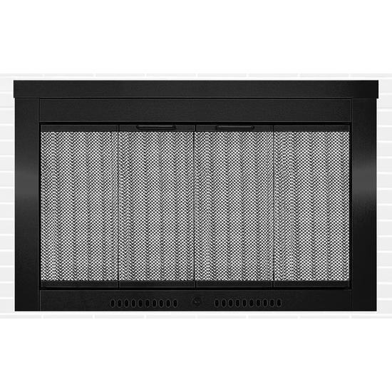 Sentry Contemporary in Flat Black