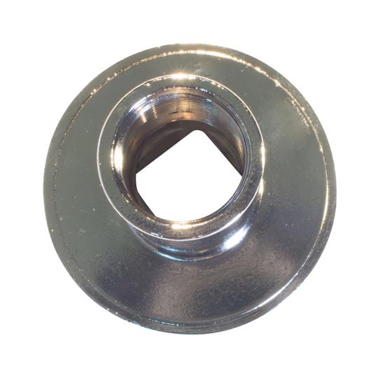 Satin Nickel escutcheon
