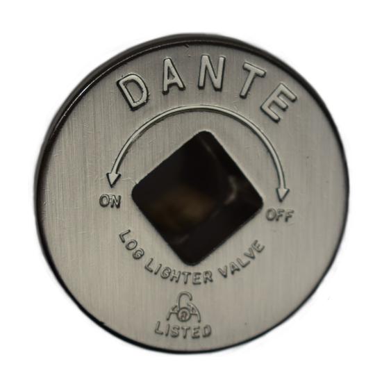 Satin Nickel escutcheons for shut off valves
