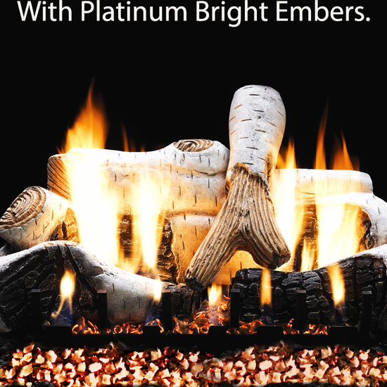 With Platinum Bright Embers