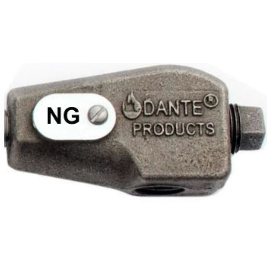 Dante Universal Mixer for Natural Gas Log Lighters