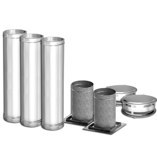 Chimney Pipe Bundle