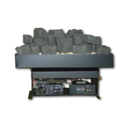 Royal Vented Coal Burner