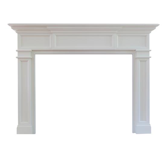 Carolina Wood Fireplace Mantel
