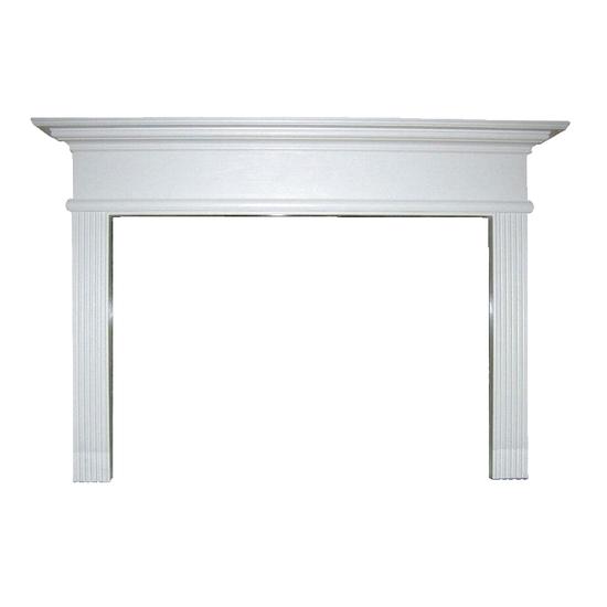 Cornelius Wood Fireplace Mantel
