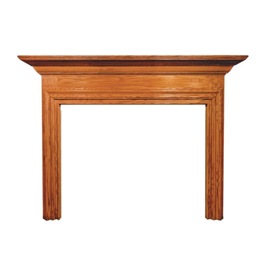 Dawson Wood Fireplace Mantel