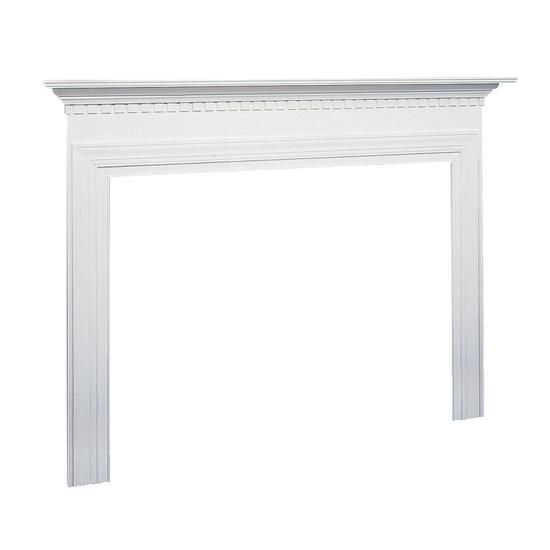 Hammond Wood Fireplace Mantel