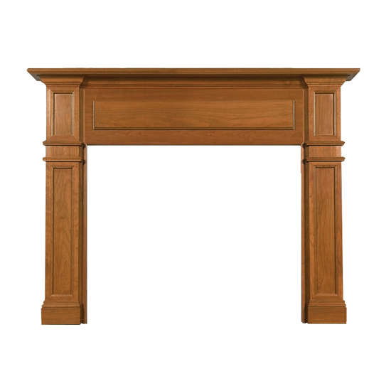 Kingscote Wood Fireplace Mantel