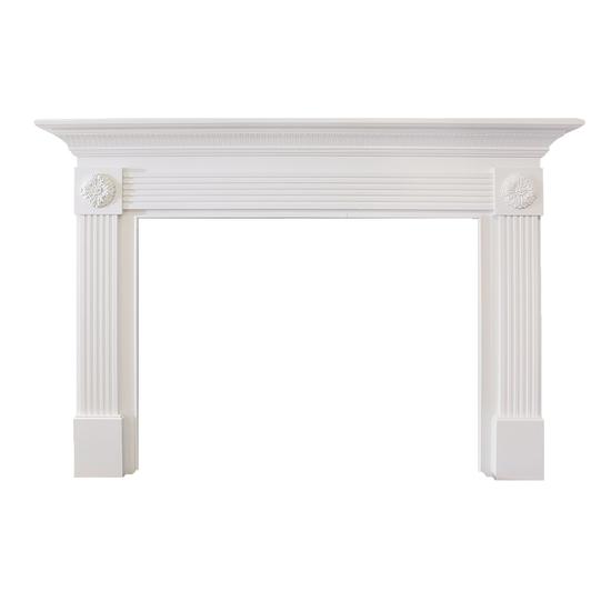 Vinland Wood Fireplace Mantel