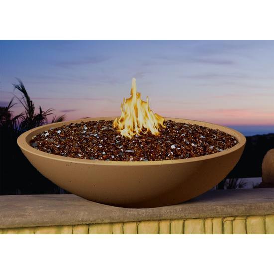 40 inch round Marseille fire bowl