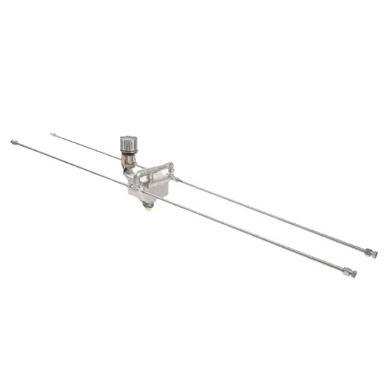 Fire On Water Manifold 48 Inch H Shaped