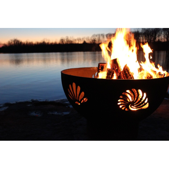Beachcomber Wood Burning Fire Pit