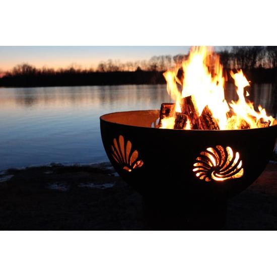 Beachcomber Wood Burning Fire Pit