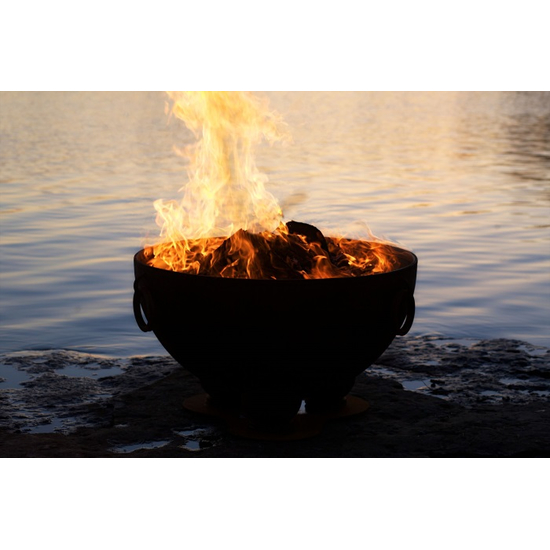 Nepal Wood Burning Fire Pit