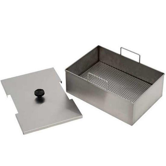 Open Fryer & Steamer