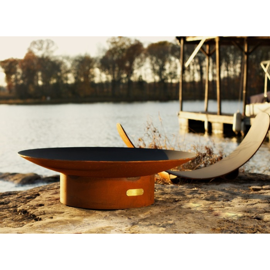 48 Inch Asia Wood Burning Fire Pit