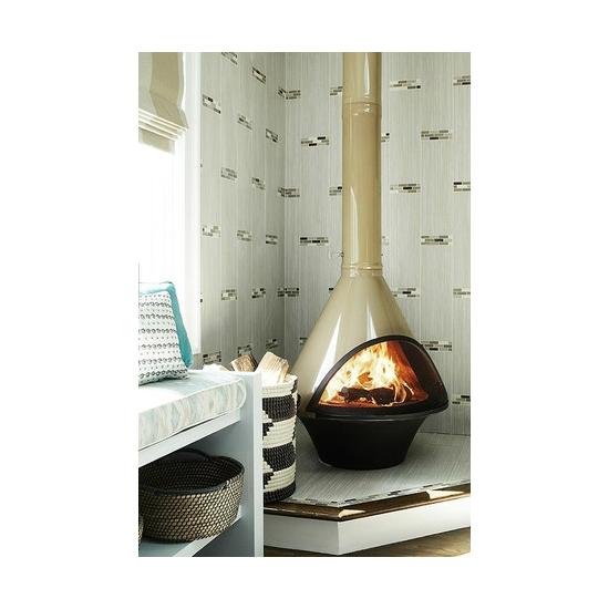 Malm 30 inch Lancer Wood Burning Fireplace