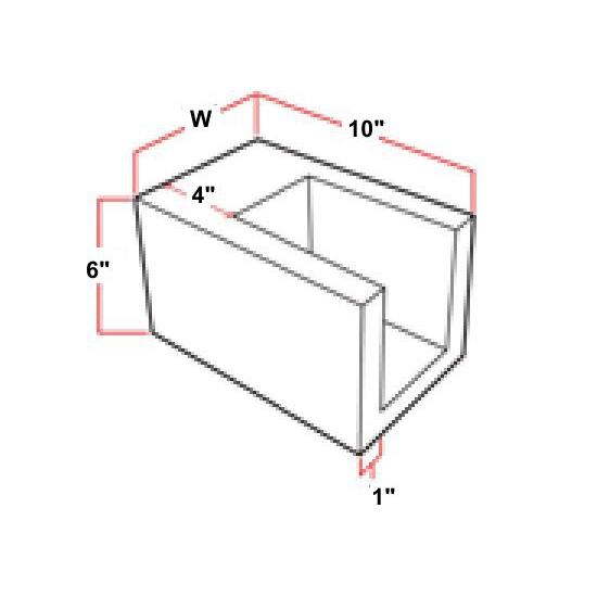 U-Shape Scupper Diagram