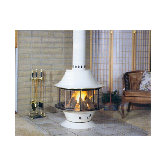 Malm Spin A Fire Gas Fireplace 30 Inch