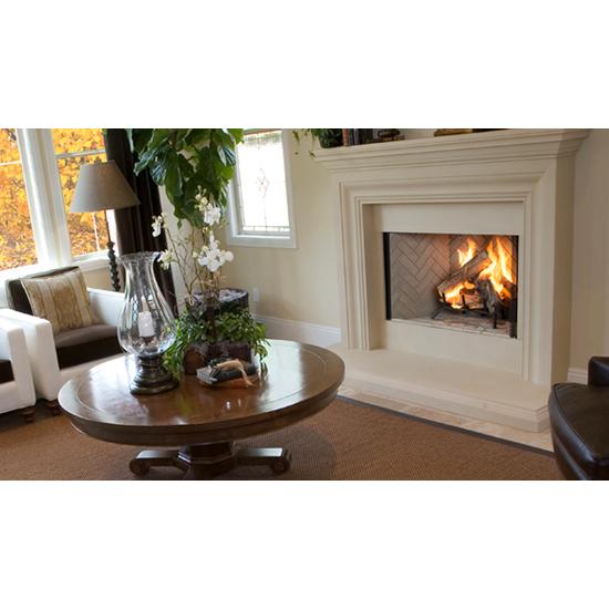 Superior WRT3543 wood burning fireplace 43 inch model