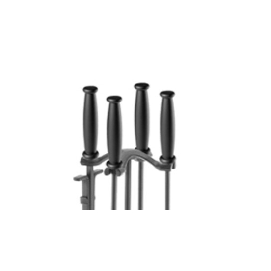 Barrel Handle Fireplace Tool Set
