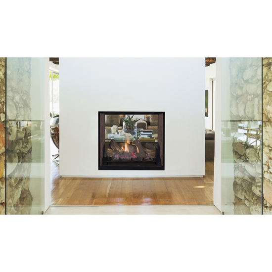 Superior DRT63ST Multi-View Direct Vent Gas Fireplace
