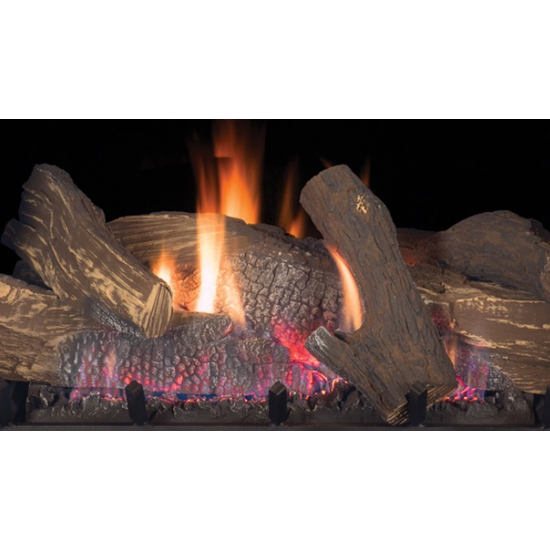 Superior DRT63ST Multi-View Direct Vent Gas Fireplace Flames