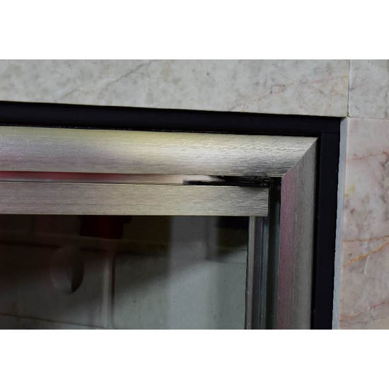 Moonlyte Door Hinge Detail