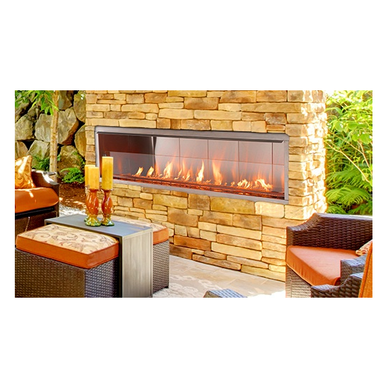 Superior VRE4660 outdoor gas fireplace