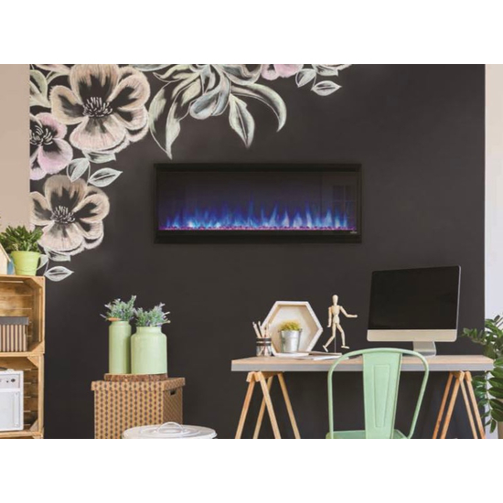 Alluravision Slimline Electric Fireplace 42 Inch