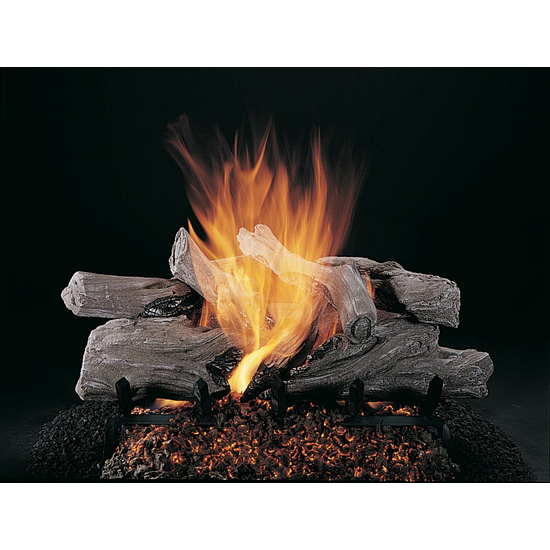 Evening Campfire Indoor Vented Gas Log Set